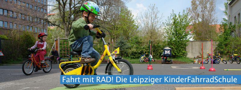 KinderFahrradSchule Fahr mit RAD!